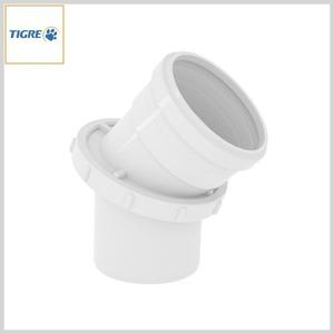 Conexão CurVar 45º PVC Esgoto Série Normal