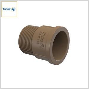 Adaptador Curto PVC Água Fria LR Soldável/Roscável
