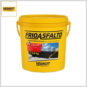 Impermeabilizante Asfáltico FrioAsfalto, 3.9kg