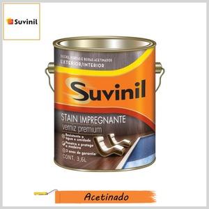 Stain Impregnante Premium Acetinado, Galão 3.6lt