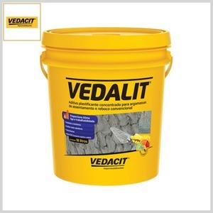 Aditivo Plastificante Vedalit, 18lt