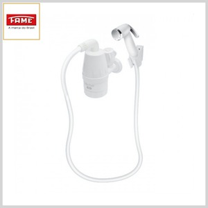 Ducha Higiênica Flex Ducha Manual (Branco c/Mangueira 1,2mt)