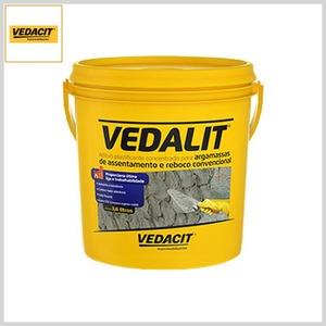 Aditivo Plastificante Vedalit, 3.6lt