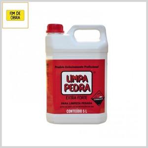 Limpador Limpa Pedras Extra-Forte Uso Profissional (5 lt)