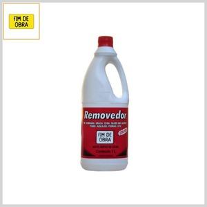 Removedor Fim de Obra Extra-Forte p/Limpeza de Revestimentos (1 lt)